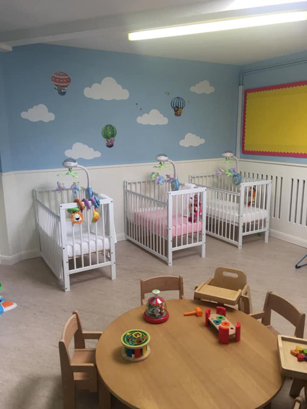 Gallery Image from Barbies Footsteps - Baby Room