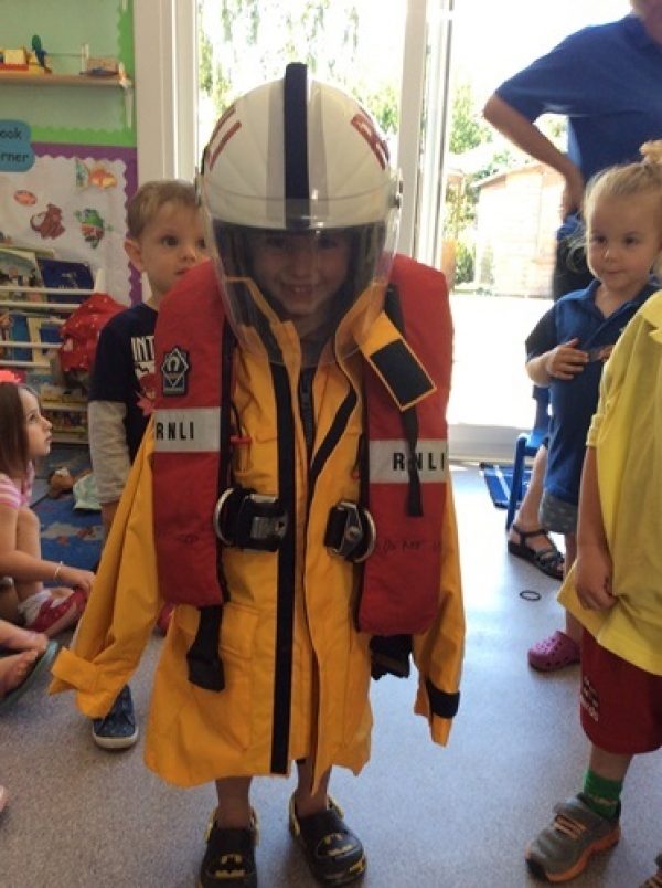 Gallery Image from Barbies Footsteps - RNLI Visit again