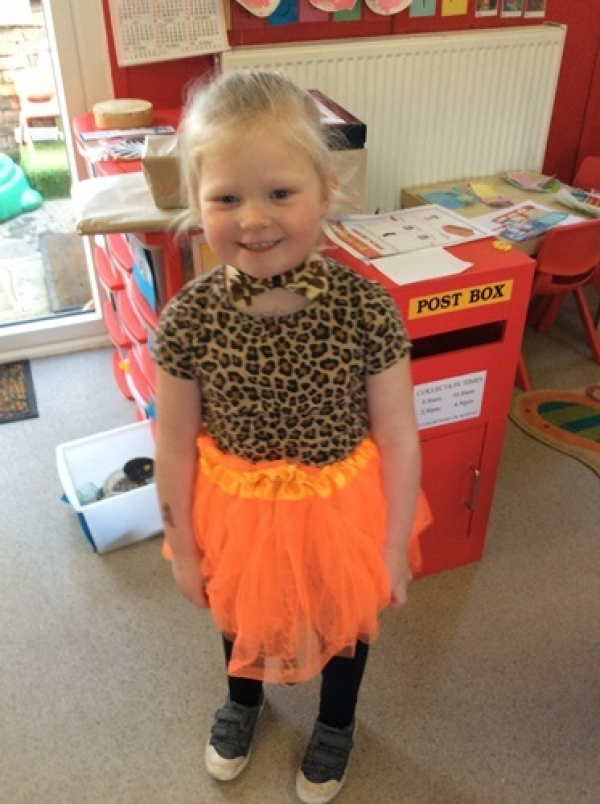 Gallery Image from Barbies Footsteps - World Book Day 2019