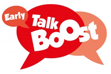 Early Talk Boost logo