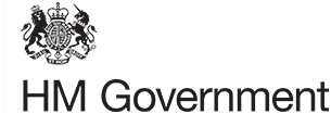 HM Government logo